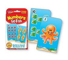 Ocean Themed Numbers Go Fish Early Counting Game Special Needs Speech Therapy