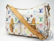 Sale! AUTH PRE-OWNED LOUIS VUITTON MULTI COLOR LODGE GM MESSENGER M40051 141081