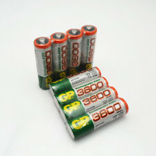 Free ship!!8pcs Hot sale original battery 1.2V NiMh GP aa HR6 3600 mAh battery
