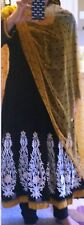 NWT Gorgeous Indian Anarkali Fancy Ethnic PartyWear  Bollywood Churidar Kameez.