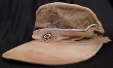 German WW2 DAK officer cap