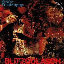 GEISTIGE VERUNREINIGUNG Blitzgulasch CD (1992 Day-Glo) Neu!