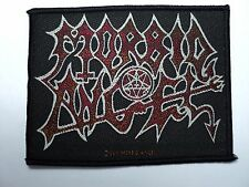 MORBID ANGEL WOVEN  PATCH