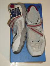 """Bass Grey Red  """"SeaBreez"""" H2O Womens Shoes 8.5 M"""