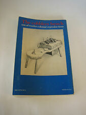 How To Build Colonial Furniture By: Donald R. Brann Easi-Bild Series # 761