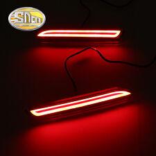Sncn LED Rear Bumper Light Fog Lamp Brake Light for Toyota Venza 2009-2010