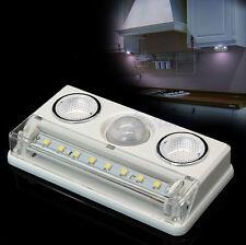 Motion PIR Sensor Infrared Detector USB Closet Cabinet LED Light Lighting Lamp