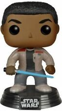 FUNKO STAR WARS EPVII THE FORCE AWAKENS FINN WITH LIGHTSABRE EXCLUSIVE POP