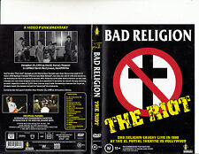 Bad Religion-The Riot-Live In 1990 El Portal Hollywood-Music Band-DVD