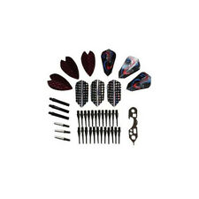 Halex Soft Tip Darts Accessory Kit flights tips shafts dart tool