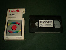 Christmas Comes To Detroit Louie VHS~North Lake Church Of God 12-20-92 Pageant