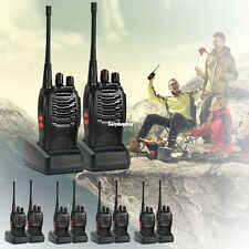 10x Baofeng BF-888S UHF 400-470MHz Handheld Two-way Ham Radio Walkie Talkie ES9P