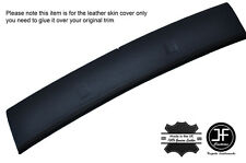 BLACK STITCH TOP ROOF PANEL LEATHER COVER FITS FORD MUSTANG CONVERTIBLE 94-04