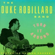 Duke Robillard Band - Turn It Around by - 1991 Rounder Select NEW Blues