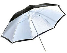 Metz 80cm Umbrella Silver for Bowens, elinchrom, interfit etc. (UK Stock)