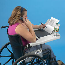 WHEELCHAIR ACCESSORY - LAP TOP WHEELCHAIR DESK - NEW