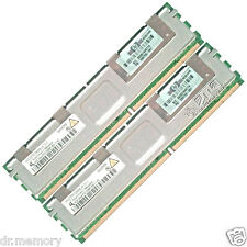 8GB (2X4GB) RAM Memory upgrade dell Precision T5400 T7400 R5400 workstation rack