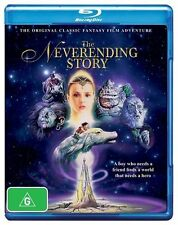 The NeverEnding Story Blu-ray Discs