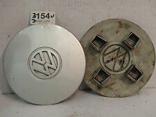 VW Volkswagen Polo, Caddy Alloy Wheel Centre Cap Part No 6NO60149A  VW 154 C