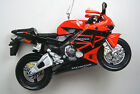 New Red Honda CBR600RR Motorcycle Christmas Tree Ornament Street Bike