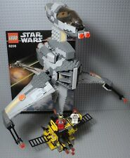 LEGO STAR WARS 6208 b wing fighter 100 % complet avec notice