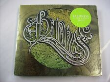 BARONESS - YELLOW AND GREEN - 2CD SIGILLATO 2012