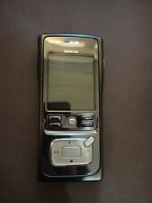Nokia N Series N91 - 8GB - Black (Unlocked) Smartphone