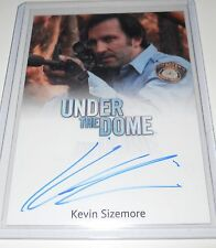 UNDER THE DOME SEASON 1 AUTOGRAPH TRADING CARD Kevin Sizemore as Paul Randolph