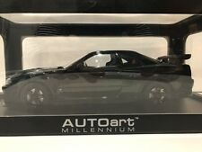 1:18 AUTOART NISSAN GTR R34 Z-TUNE BLACK MINT IN BOX NEW