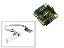 Carte MiniPCIe - GIGABIT LAN ETHERNET - 1 PORT - Mini PCI Express