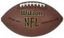 Wilson NFL Super Grip Official Football, New, Free Shipping