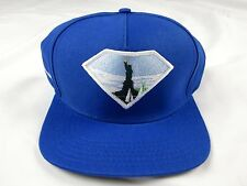 Diamond Supply Co Blue New York Yacht Club Snap back hat men's Street Skate