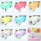 Useful Rectangle Tablecloth Table Cover for Banquet Wedding Party Home Decor S