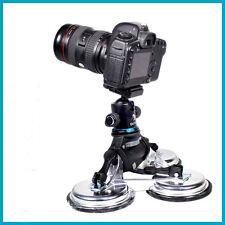 Pro Car Window Suction Cup Stabilizer unit  for  DSLR Camera DV+ballhead