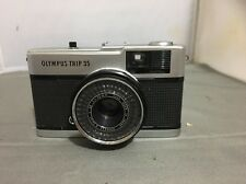 OLYMPUS TRIP 35 FULLY WORKING GOOD CONDITION + (804) FREE UK POST