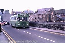 Crosville OFM10E Aberystwyth 21/07/76 Bus Photo