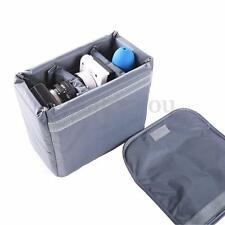 New Camera DSLR Case Waterproof Insert Padded Inner Folding Divider Partition