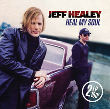 Heal My Soul [2LP] - Jeff Healey (180g Vinyl w/FREE Download, 2016, 2 Discs)
