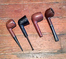 LOT OF 4 SMOKING PIPES