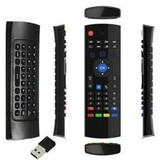 2.4GHz Fly Air Mouse Wireless Keyboard Remote for PC TV Box M8 MXQ MX3 T8 XBMC