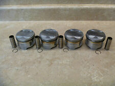 Honda V65 Sabre 1100 VF VF1100-S Used Engine Piston & Rings Kit Set 1984 #M3