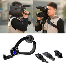 Shoulder Pad Mount Hand Free Stable Support for Camcorder DV Camera HD DSLR