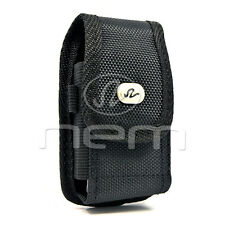 Vertical Heavy Duty Rugged Cover Belt Clip Side Case Pouch For LG GU295 / GU292