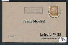 92059) DR   DDR Landpost Ra2 Beyern über Falkenberg (Elster) DS 1937