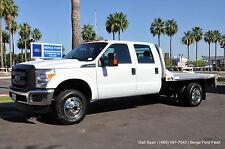 Ford: F-350 XL Flatbed