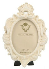 New Cream Vintage Shabby Chic Style Classic Portrait Photo Frame Rectangle Oval