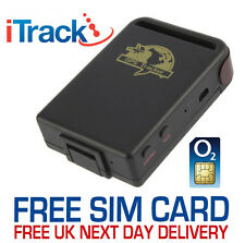 GPS Tracker Car Vehicle Tracking Device TK102 B + Hard Wire Kit Included UK SPEC
