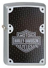 Zippo en TU MECHERO Harley Davidson ® carbon fiber nuevo en Alemania sin gastos de envío