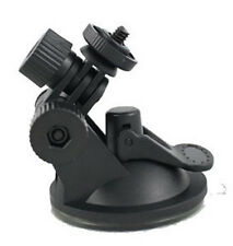 Windshield Car Vehicle Camera Vacuum Suction Cup Mount Rotating Holder Cam
