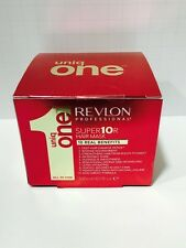 UNIQ ONE UNIQUE 1 ALL IN ONE SUPER10R SUPER 10R HAIR MASK MASQUE - 10.1oz